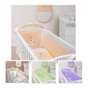 Otroška posteljnina - 5-Delna akcija