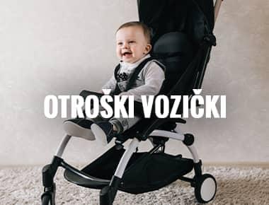 Ugodni Otroški Vozički - Vozički 2v1 - Otroški Vozički 3v1 - največja izbira v Sloveniji