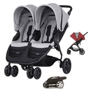 vozički za dvojčke B-Agile Twin