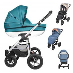otroški vozički Baby Boat Comfort