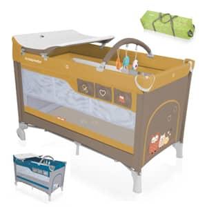 Prenosljive posteljice Baby Design Dream ugodno