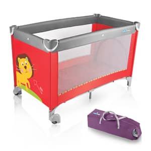 Prenosljive posteljice Baby Design Simple ugodno