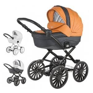 otroški vozički Barletta RETRO Deluxe