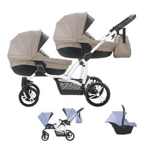 vozički za dvojčke Bebetto42