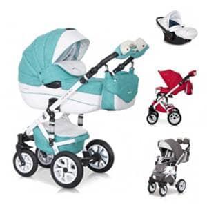 otroški vozički Brano Ecco