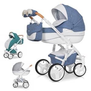 otroški vozički Brano LUXE