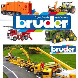 Bruder igrače po ugodnih cenah.Vozila bruder bager bruder,kamion bruder,traktor bruder.