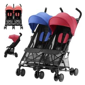 vozički za dvojčke Buggy Holiday Double