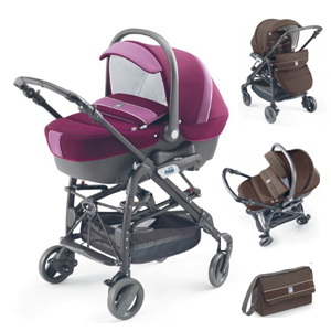 otroški vozički Combi Family Modularni Sistem