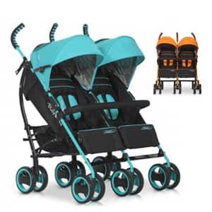 vozički za dvojčke Comfort Duo
