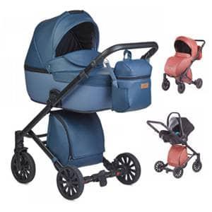 otroški vozički e-type