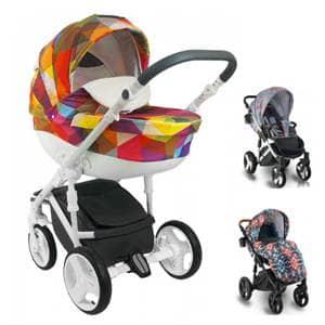 otroški vozički CUBE