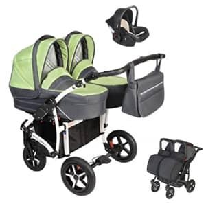vozički za dvojčke Danny Sport 5 Twin