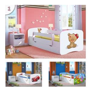 Otroške postelje 180x80 cm Dimenzije 140x70 cm