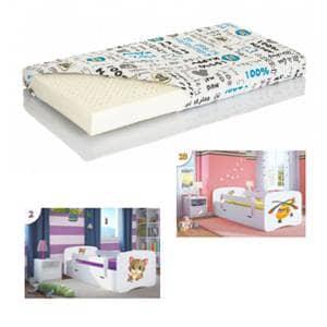 Otroške postelje 180x80 cm Dimenzije 160x80 cm