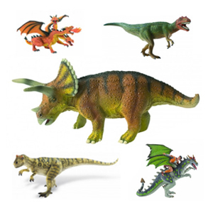 Dinozavri igrače velika izbira za vse navdušence takratne dobe ponujamo vrsto zanimivih in zabavnih igrač.