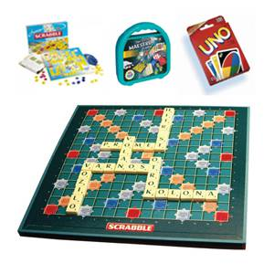Družabne igre za otroke velika izbira različni iger po ugodnih cenah.