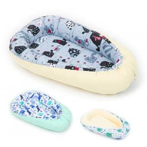Spalno gnezdece za otroka je idealna rešitev za vsakega starša.