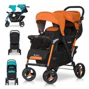 vozički za dvojčke EasyGo Fusion