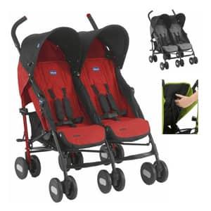 vozički za dvojčke Echo Twin
