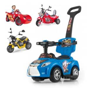 Velika izbira vozila na akumulator za otroke po dostopni ceni.Veliko različnih modelov električnih vozil za otroke.