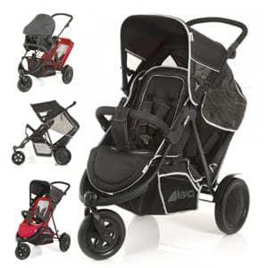 vozički za dvojčke Freerider