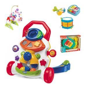 Zabavne in kakovostne glasbene igrače za otroke - pestra ponudba pri nas v spletni trgovini.
