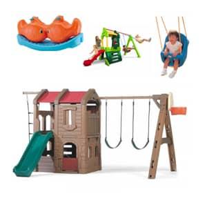 Gugalnica za otroke kettler in drugi proizvajalca bo vašemu malčku omogočila ure in ure zabave in igranja.