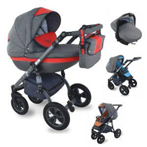 otroški vozički i-Xeo