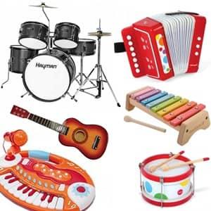 Glasbila za otroke po ugodnih cenah.Različne glasbene igrače na enem mestu