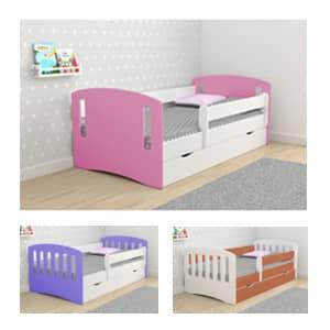 Otroške postelje 180x80 cm Klasične Posteljice