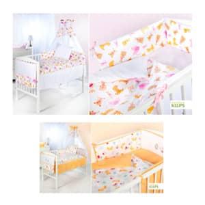 Otroška posteljnina - Klups - ODPRODAJA POSTELJNINE UGODNO akcija