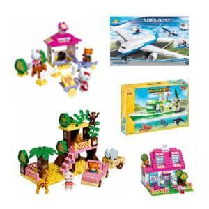 Lesene kocke in Lego kocke - velika izbira.Cobi kocke v naši ponudbi po ugodni ceni.