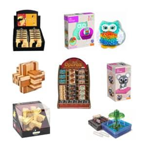 Kreativne igrače in spretne igrače na enem mestu po dostopni ceni.
