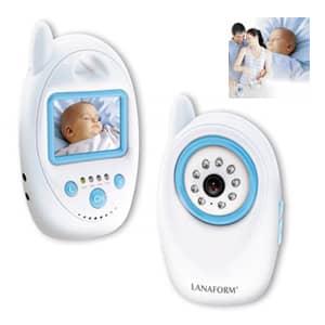 Elektronske varuške Lanaform Baby Camera