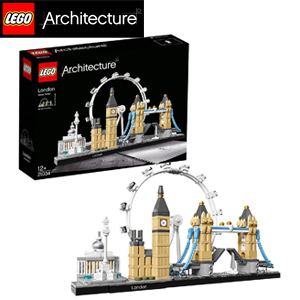 Lego kocke Architecture ugodne cene