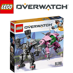 Lego kocke Overwatch ugodne cene