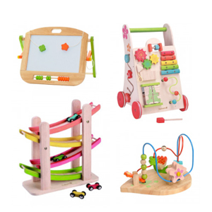 Lesene igrače velika ponudba različnih proizvjalcev