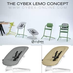 Ležalniki Cybex LEMO akcija