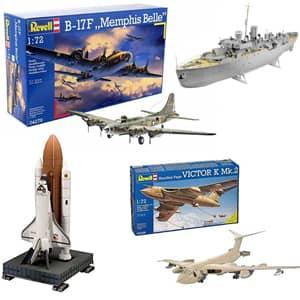 Velika izbira makete revell po ugodni ceni.Različni modeli igrače revell velika izbira.