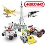 Meccano - Sestavi in se Igraj