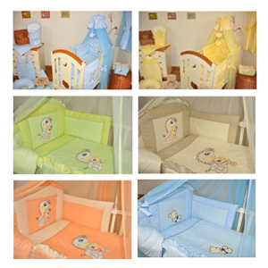 Otroška posteljnina - Milpol - ODPRODAJA POSTELJNINE - UGODNO akcija