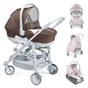 otroški vozički Minu Elite Modularni Sistem