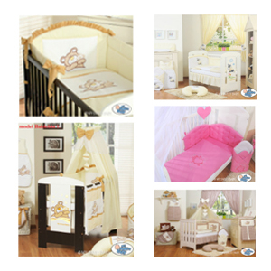 Otroška posteljnina - My Sweet Baby - Bobono akcija