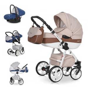 otroški vozički Nano Ecco