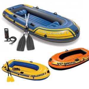 Napihljivi čolni za otroke dostopni v različnih dimenzijah in cenah.Napihljiv čoln itnex na voljo v naši trgovini.