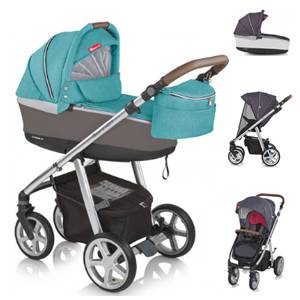 otroški vozički Next Manhattan 2.1