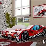 Otroške Posteljice Happy Babies - Avtomobili 160x80 - 180x90 cm
