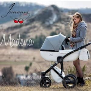 otroški vozički Junama Madena