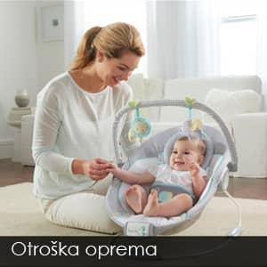 Otroška oprema velika in ugodna ponudba na spletu